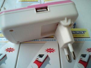 Charger Desktop serbaguna : bisa isi, sekaligus transfer energi
